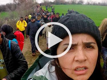 Escape from Syria: Rania's odyssey